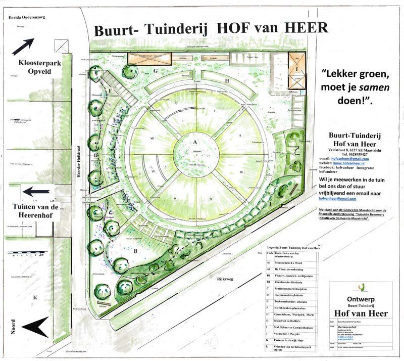 Buurt Tuinderij 'Hof van Heer'